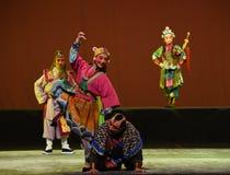 """Άτακτος άτακτος--Όπερα """"Little Worriors Πεκίνου Yeuh's family† στοκ εικόνες με δικαίωμα ελεύθερης χρήσης"""