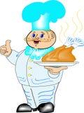άτομα μαγείρων Στοκ Φωτογραφίες