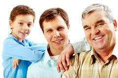 άτομα τρία στοκ φωτογραφία με δικαίωμα ελεύθερης χρήσης
