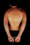 άτομο αλυσίδων στοκ φωτογραφία με δικαίωμα ελεύθερης χρήσης