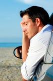 άτομο αυτοκινήτων Στοκ εικόνες με δικαίωμα ελεύθερης χρήσης