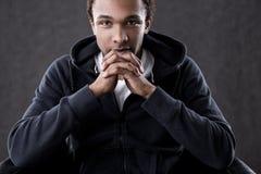 άτομο αφροαμερικάνων σο&bet στοκ φωτογραφίες με δικαίωμα ελεύθερης χρήσης