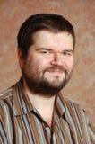 άτομο γενειάδων moustache Στοκ φωτογραφίες με δικαίωμα ελεύθερης χρήσης
