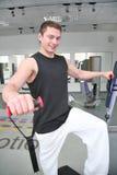 άτομο γυμναστικής 6 Στοκ εικόνα με δικαίωμα ελεύθερης χρήσης