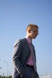 άτομο επιτυχές Στοκ φωτογραφίες με δικαίωμα ελεύθερης χρήσης