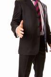 άτομο επιχειρησιακών χερ Στοκ φωτογραφία με δικαίωμα ελεύθερης χρήσης