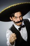 άτομο μεξικανός Στοκ Εικόνες