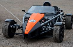 Άτομο 3 μηχανών του Ariel αθλητικό αυτοκίνητο υψηλής επίδοσης οχημάτων Στοκ φωτογραφία με δικαίωμα ελεύθερης χρήσης