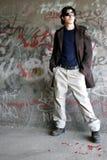 άτομο μόδας Στοκ εικόνες με δικαίωμα ελεύθερης χρήσης