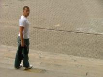 άτομο που στέκεται νέο Στοκ εικόνες με δικαίωμα ελεύθερης χρήσης
