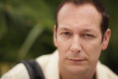 Άτομο που στραβίζει τα μάτια του Στοκ εικόνες με δικαίωμα ελεύθερης χρήσης
