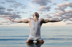 άτομο προκλητικό Στοκ εικόνα με δικαίωμα ελεύθερης χρήσης