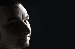 άτομο προσώπου Στοκ εικόνες με δικαίωμα ελεύθερης χρήσης