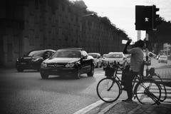 άτομο σε Petaling Jaya Στοκ Εικόνες
