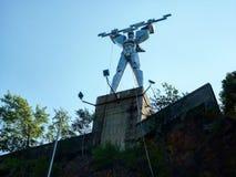 Άτομο σιδήρου Στοκ Εικόνα