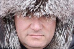 άτομο σοβαρό Στοκ εικόνες με δικαίωμα ελεύθερης χρήσης