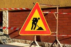 Άτομο στην εργασία Στοκ φωτογραφία με δικαίωμα ελεύθερης χρήσης