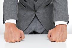 Άτομο στο κοστούμι στοκ φωτογραφίες με δικαίωμα ελεύθερης χρήσης