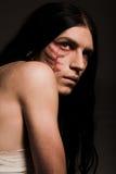 Άτομο σώμα-τέχνης Στοκ εικόνες με δικαίωμα ελεύθερης χρήσης