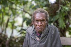 Άτομο φυλών της Dani Στοκ εικόνες με δικαίωμα ελεύθερης χρήσης