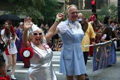 Άτομο & Dorothy κασσίτερου Στοκ Εικόνα