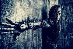 Άτομο steampunk Στοκ φωτογραφία με δικαίωμα ελεύθερης χρήσης