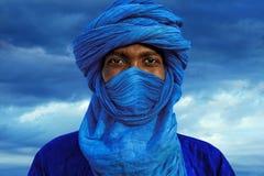Άτομο Tuareg Στοκ Εικόνες