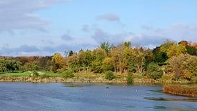 Άφιξη φθινοπώρου Στοκ Φωτογραφία
