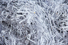 Άχρηστα χαρτιά για ανακύκλωσης Στοκ Εικόνες