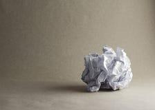 Άχρηστα χαρτιά Στοκ Φωτογραφία