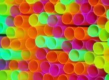 άχυρα χρώματος Στοκ Φωτογραφίες