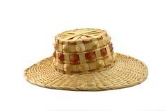 άχυρο καπέλων Στοκ εικόνα με δικαίωμα ελεύθερης χρήσης