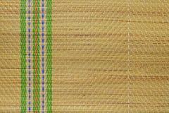 άχυρο χαλιών παραδοσιακό στοκ φωτογραφία με δικαίωμα ελεύθερης χρήσης