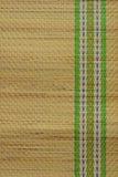άχυρο χαλιών παραδοσιακό Στοκ Εικόνα
