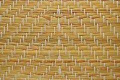 άχυρο χαλιών παραδοσιακό Στοκ εικόνα με δικαίωμα ελεύθερης χρήσης