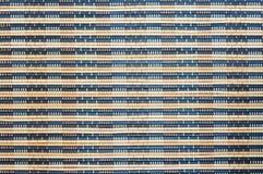 άχυρο χαλιών Στοκ φωτογραφίες με δικαίωμα ελεύθερης χρήσης