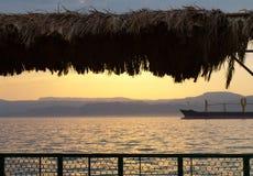 Άχυρο Tiki Στοκ φωτογραφία με δικαίωμα ελεύθερης χρήσης