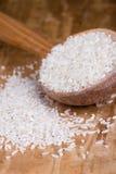 άψητο λευκό ρυζιού Στοκ Φωτογραφία