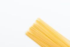 Άψητο vermicelli για τα ζυμαρικά Στοκ εικόνα με δικαίωμα ελεύθερης χρήσης