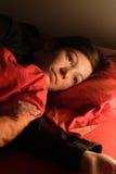 άϋπνος Στοκ φωτογραφία με δικαίωμα ελεύθερης χρήσης