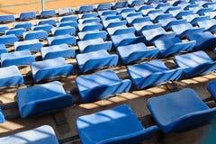 Άδειες θέσεις Στοκ φωτογραφία με δικαίωμα ελεύθερης χρήσης