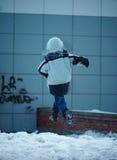 άλμα Στοκ φωτογραφίες με δικαίωμα ελεύθερης χρήσης