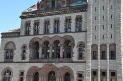 Άλμπανυ Δημαρχείο στο κράτος της Νέας Υόρκης Στοκ Εικόνες