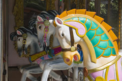 Άλογα ιπποδρομίων Στοκ εικόνα με δικαίωμα ελεύθερης χρήσης