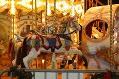 Άλογα ιπποδρομίων Στοκ Εικόνες