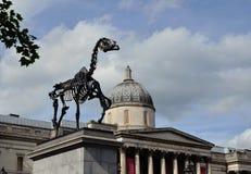 Άλογο τεσσάρων πλίνθων στοκ εικόνα με δικαίωμα ελεύθερης χρήσης