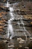 Άλπεις waterfall3 στοκ φωτογραφία με δικαίωμα ελεύθερης χρήσης