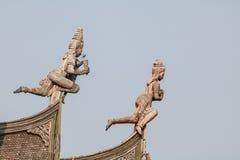 Άδυτο της αλήθειας σε Pattaya Στοκ Εικόνες