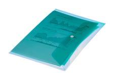 Έγγραφα γραφείων που απομονώνονται σε ένα άσπρο υπόβαθρο Στοκ φωτογραφία με δικαίωμα ελεύθερης χρήσης