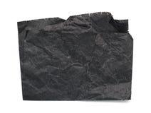 έγγραφο άνθρακα Στοκ Φωτογραφίες